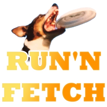Run'n Fetch Logo